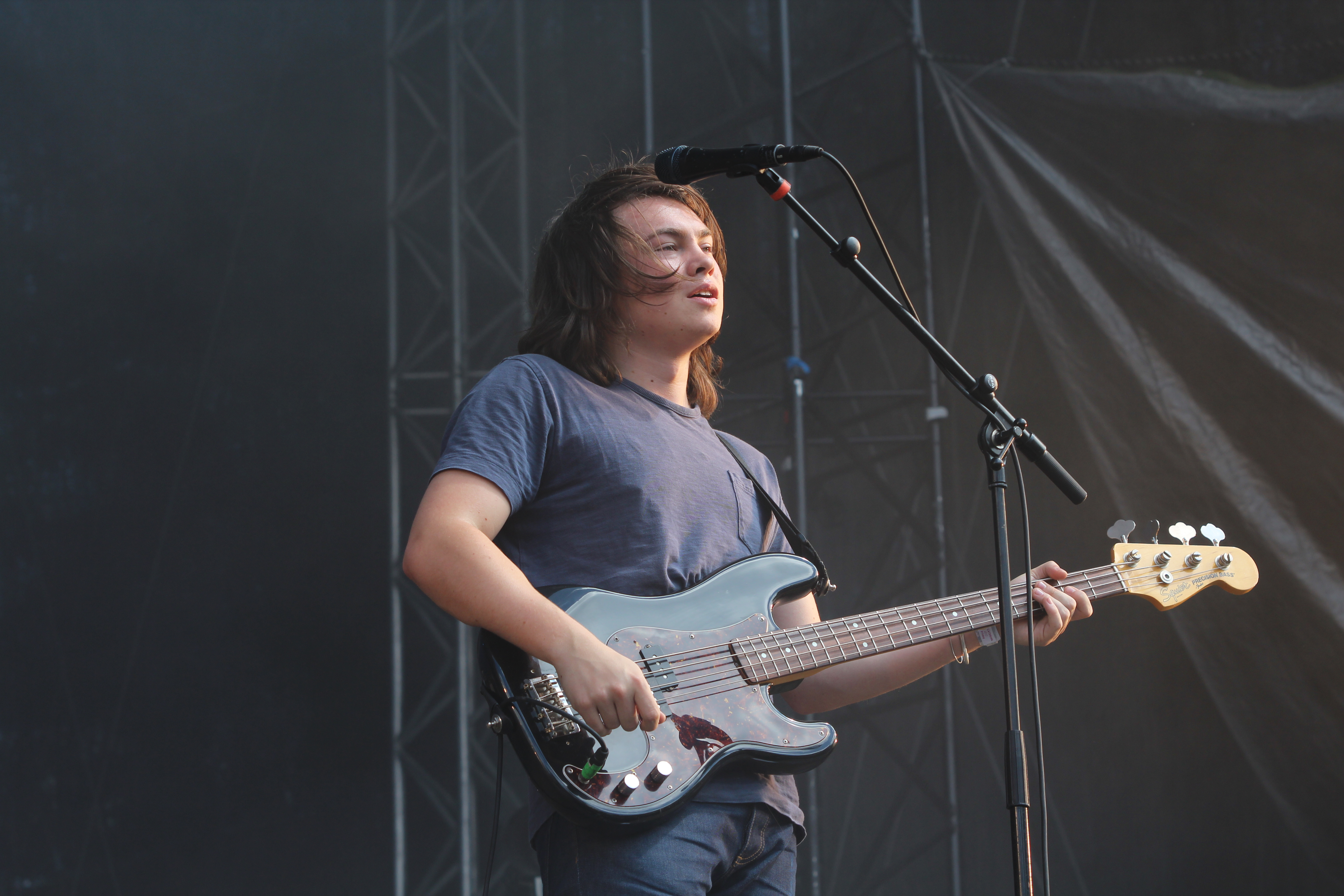 Bombay Bicycle Club @ Hultsfredsfestivalen 2012
